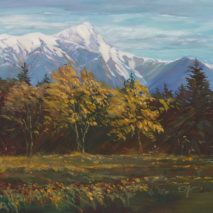 Canadian Autumn 20×16