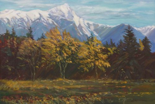 Canadian Autumn 20×16