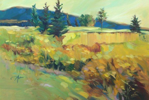 Meadow at Tetons