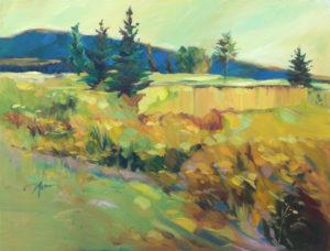 Meadow at Tetons 16x12