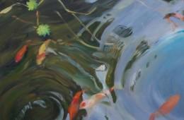 Pond Swirl